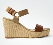 Damen Schuhe Wedges mit Keilabsatz
