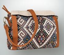 Damen Handtasche im Vintage Look