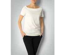 Damen Shirt in asymmetrischem Design