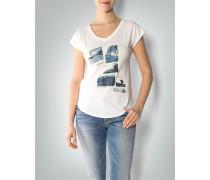 Damen T-Shirt mit Foto-Print