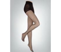 Damen Strumpfhose in Netz-Optik