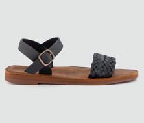 Schuhe Sandalen aus Leder