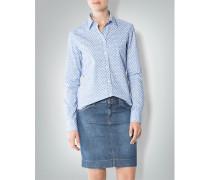 Damen Bluse im modernen Allover-Dessin