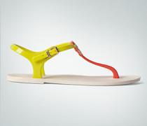 Schuhe Zehensandale aus Gummi