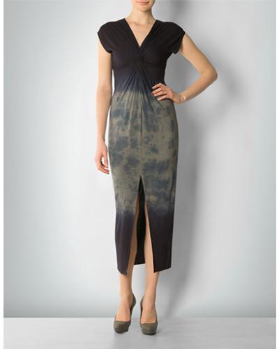 Damen Jerseykleid im Batik-Look