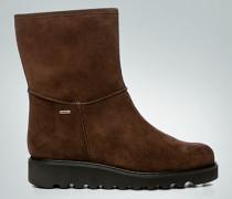 Damen Schuhe Stiefelette mit wärmendem Futter und GORE-TEX® braun