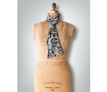 Damen Schal aus Seide im Paisley-Dessin