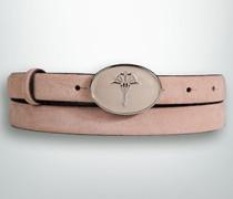 Damen Gürtel Gürtel mit Logo-Schließe