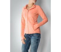 Damen Fleecejacke aus Funktions-Fleece
