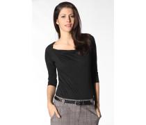 Damen T-Shirt Baumwolle-Modal