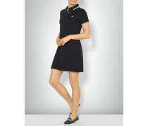 Piqué-Kleid im Polo-Shirt-Look