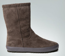 Damen Schuhe Stiefel mit warmem Futter