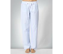 Nachtwäsche Pyjama-Pants im Punkte-Design