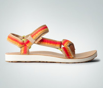 Damen Schuhe Sandalette im Ethno Style