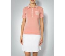 Damen Polo-Shirt im Vintage-Look