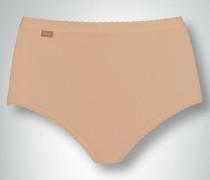 Damen Wäsche Slips mit höherem Bund