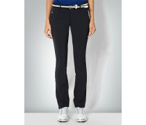 Damen Hose im Regular Slim Fit aus Funktionsmaterial