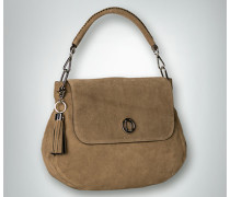 Damen Tasche aus Veloursleder