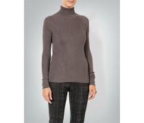 Pullover Rollkragen mit Schimmer-Effekt
