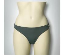Damen Bademode Bikini Slip mit Futter