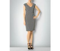Damen Jersey-Kleid im Retro-Look
