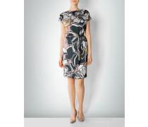 Damen Kleid mit Flower-Print