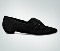 Schuhe Loafer mit Rüschen-Besatz