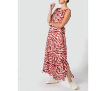 Kleid im Allover-Dessin