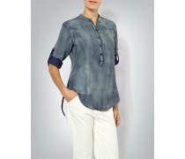 Damen Bluse im Patchwork-Look