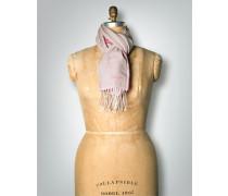 Damen Schal mit Double- Face- Optik