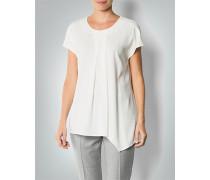 Damen Blusenshirt mit asymmetrischem Saum