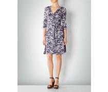 Damen Wickelkleid mit floralem Dessin