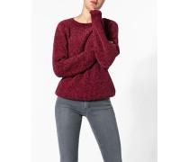 Pullover in gerader Passform
