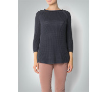 Damen Pullover in Used-Waschung
