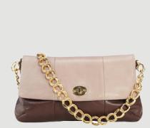 Damen Handtasche, Kalbleder, -rosé