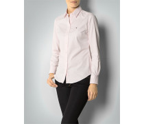 Damen Hemd-Bluse im Streifen-Look