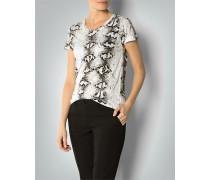 Damen Shirt mit Snake-Print