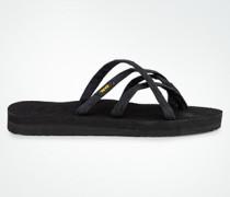 Schuhe Zehensandalette mit überkreuzten Riemen