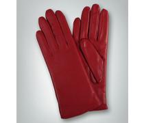 Damen Handschuhe Schaf-Nappa Wollstrickfutter Scotchgard