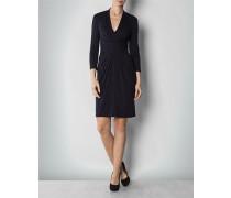 Damen Jerseykleid mit sternförmiger Drapierung