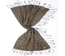 Damen Schal -ocker