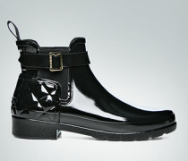 Schuhe Chelsea-Boots mit Rautenmusterung