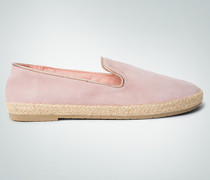 Damen Schuhe Slipper im Espadrilles-Look