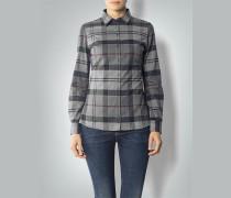 Damen Bluse in Flanell-Qualität