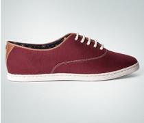 Damen Schuhe Sneaker aus Herringbone Canvas