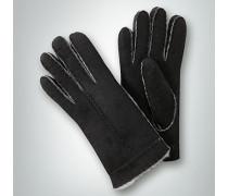 Damen Handschuhe mit Lammfell-Futter