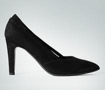 Damen Schuhe Pumps mit raffiniertem Lederband