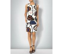 Damen Kleid in floralem Muster