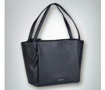 Damen Shopper mit Allover-Logo-Details