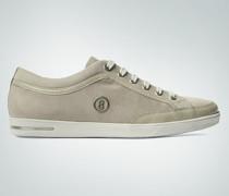 Damen Schuhe Sneaker mit Lack-Details